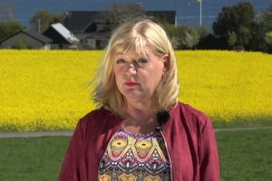 "Ingrid Carlqvist: ""Sweden threatens people who show video of jihad decapitation"""