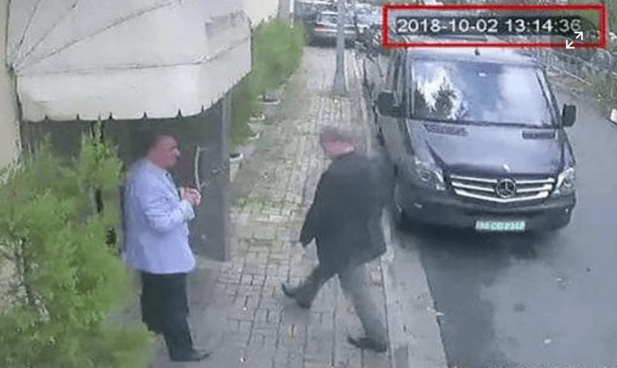Jamal Khashoggis försvinnande kan vara kopplat till 11 september-attackerna