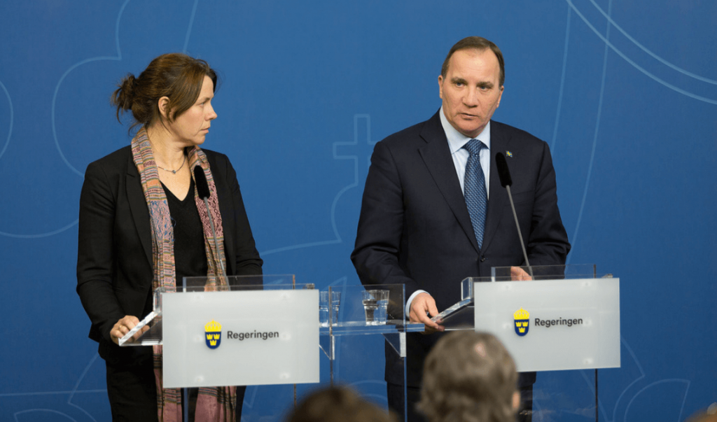 "Söndagskrönika: Sveriges ""stängda gränser"" leder till befolkningsutbyte"