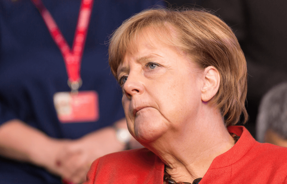 Opinion: Angela Merkels fall kan bli Europas räddning