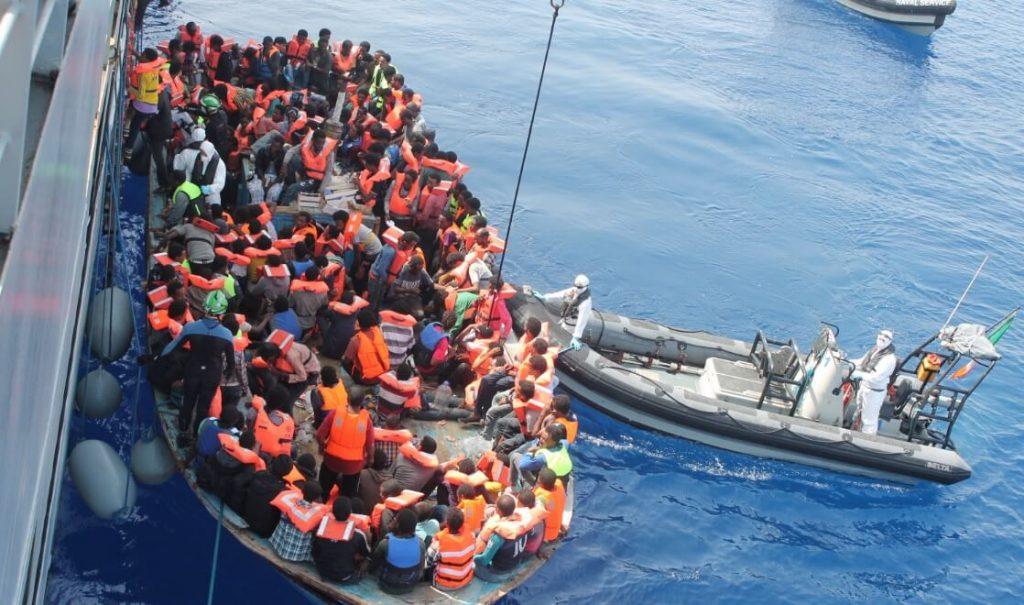 Lördagskrönika: Ett livsfarligt migrationsavtal