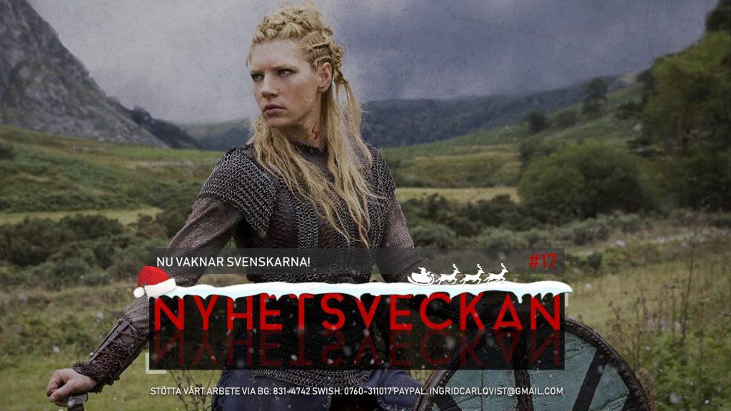 Nyhetsveckan #17 – Nu vaknar svenskarna!