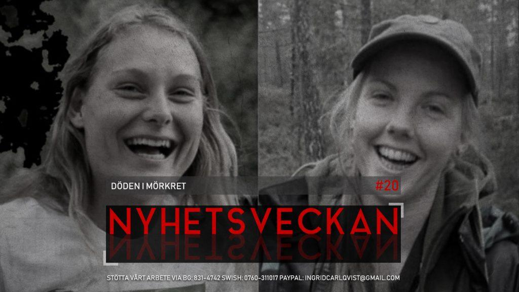 Nyhetsveckan #20 – Döden i mörkret: SVT försöker dölja sanningen, mördare på våra gator, avvärjda terrordåd