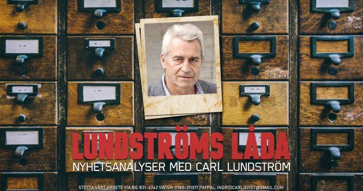 Lundströms Låda #7 – Vad är dikt och vad är verklighet?