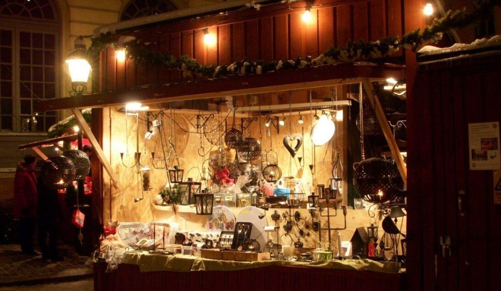 Krönika: Missa inte Gamla stans julmarknad!
