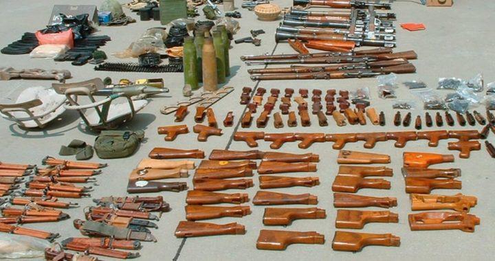 Enkel match att få tag i vapen och sprängdeg i Sverige