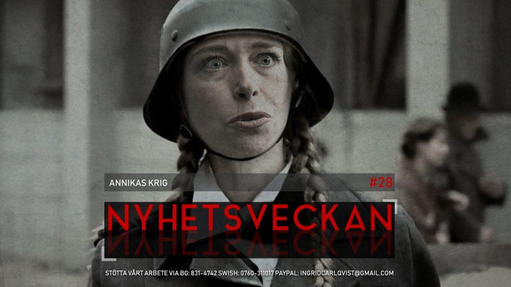 Nyhetsveckan #28 – Annikas krig: Bali värre än IS, Ungern vs svensk bimbominister, fejkade hatbrott
