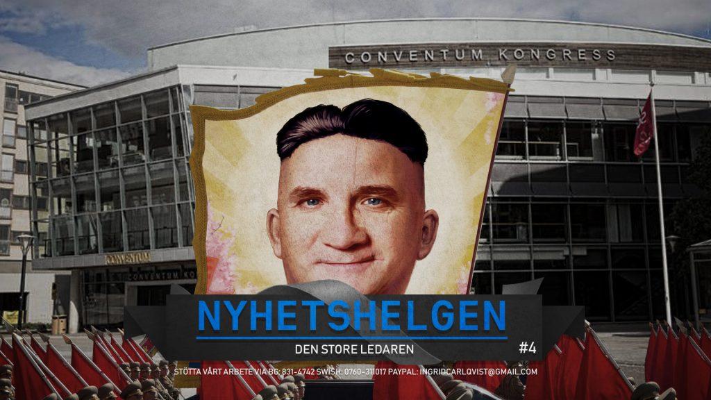 Nyhetshelgen #4 – Den Store Ledaren: Kim Jong Stefans tårar, Modiris förlorade heder, fotbollsdivor