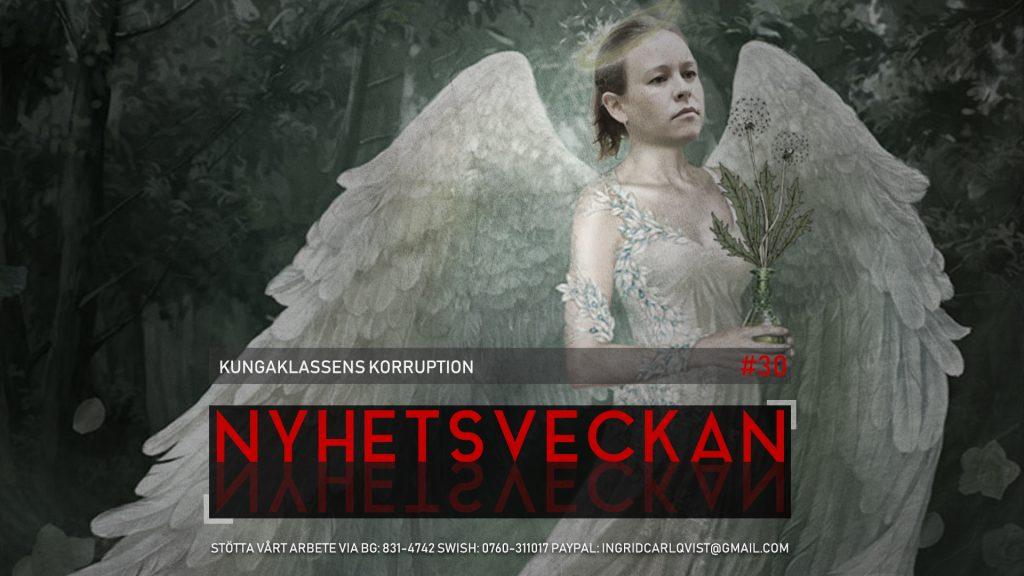 Nyhetsveckan #30 – Kungaklassens korruption: Kvinnodagen, döm IS på plats, Ingrid inför rätta