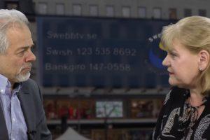 Ingrid Carlqvist i Swebbtv: Därför är kvinnor så olyckliga