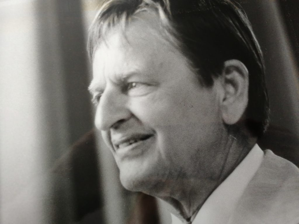 Tanken svindlar – blev Olof Palme aldrig mördad?