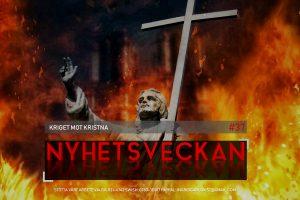 Nyhetsveckan #37 – Kriget mot kristna, Skråmo verkligen död, Meghan Markle och regeringskris