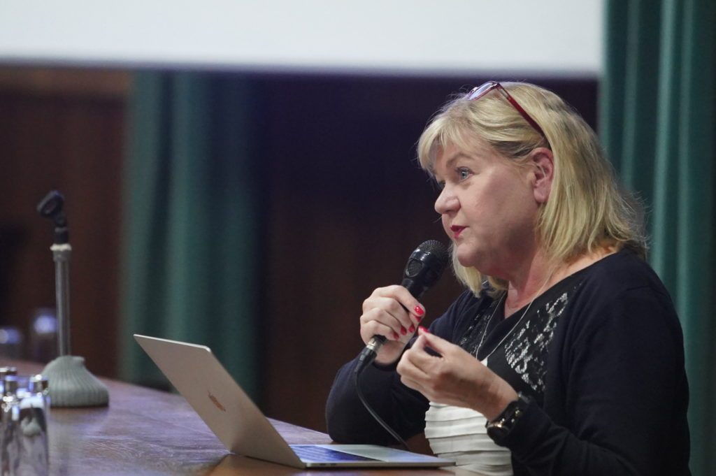 Ingrid Carlqvist överklagar fällande tingsrättsdom