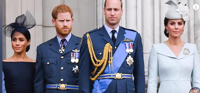 Meghan Markle – den slutgiltiga dödsstöten för det brittiska kungahuset?