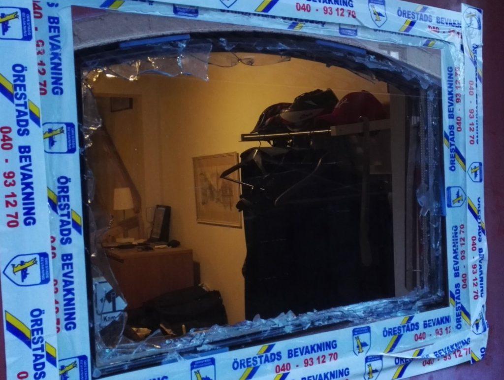 """AFS-man attackerad i sitt hem: """"AFA försöker skrämma oss som är obekväma"""""""