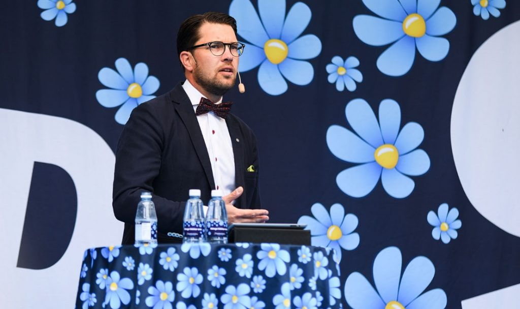 Krönika: Vart är Sverigedemokraterna på väg?