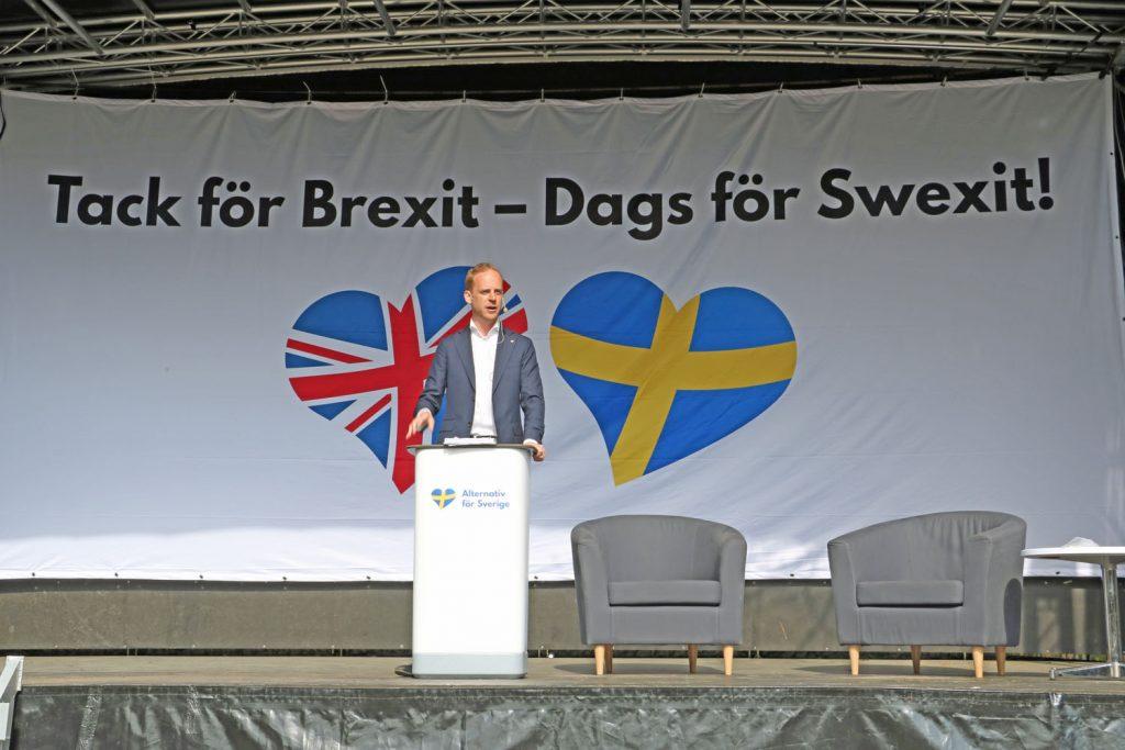 """""""Tack för Brexit – Dags för Swexit!"""""""