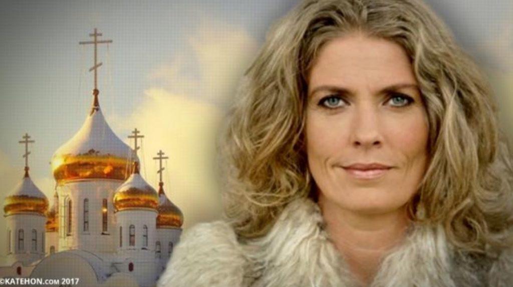 """Danska journalisten Iben Thranholm: """"Därför är Stram kurs ett parti för kristna"""""""