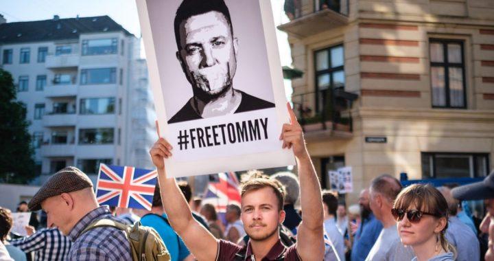 Analys: Den anarkotyranniska staten ger sig inte – Tommy Robinson ska inför rätta igen