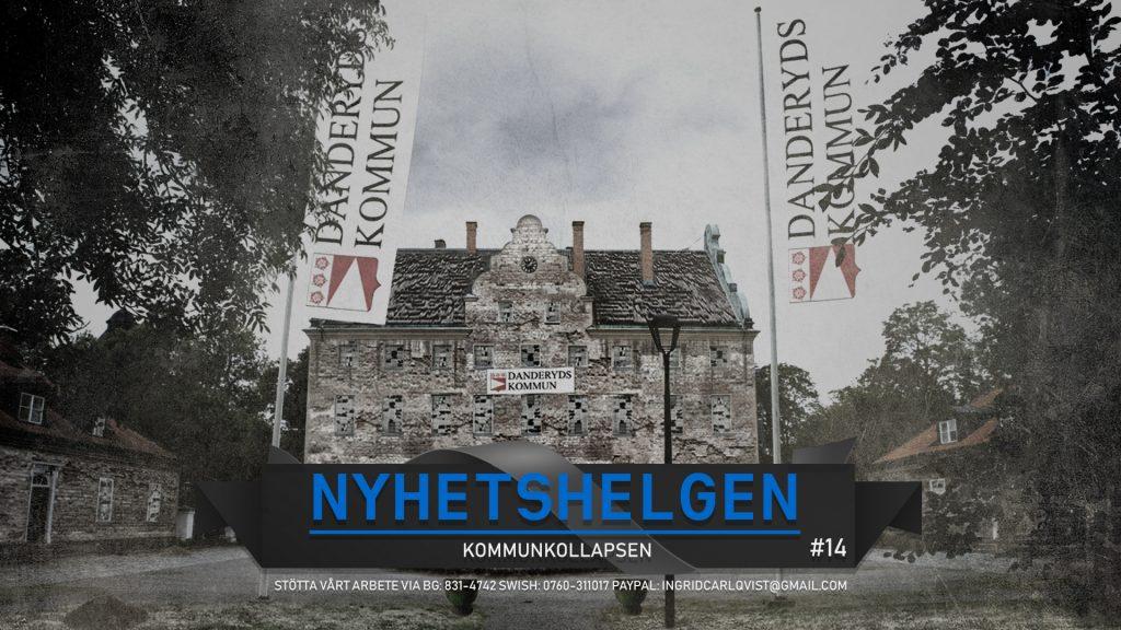 Nyhetshelgen #14 – Kommunkollapsen, drama på Malmö C och tack Gud för Donald Trump