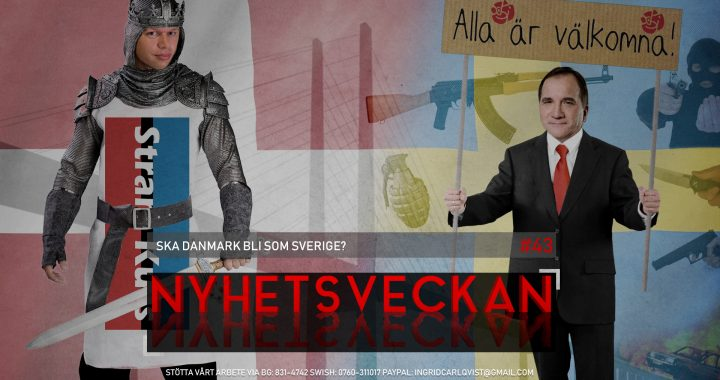 """Nyhetsveckan #43 – Ska Danmark bli som Sverige, stolta somalier och """"tudeprinsessen"""" Annie Lööf"""