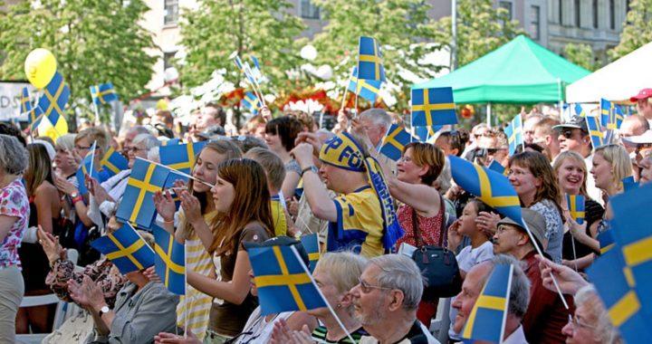 En kärleksförklaring till Sverige och svenska folket