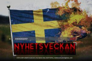 Nyhetsveckan #48 – Svenskhatet, we love boomers, äckel-Epstein, Tommy non grata