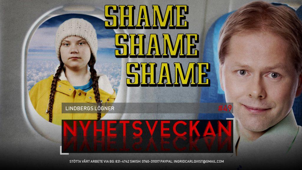 Nyhetsveckan #49 – Lindbergs lögner, döden i Marocko, Kling&Klang-Sverige