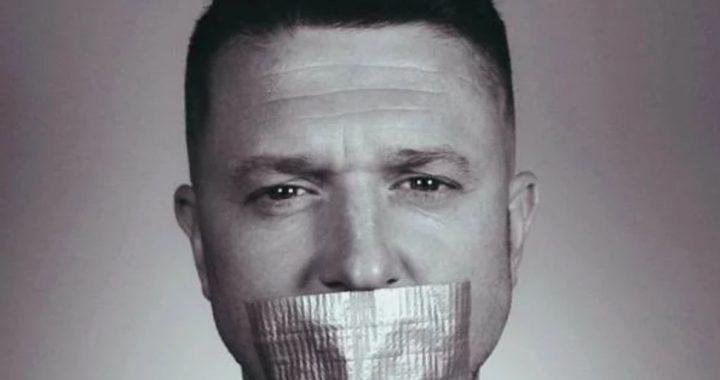 Tommy Robinson dömd igen – riskerar två års fängelse