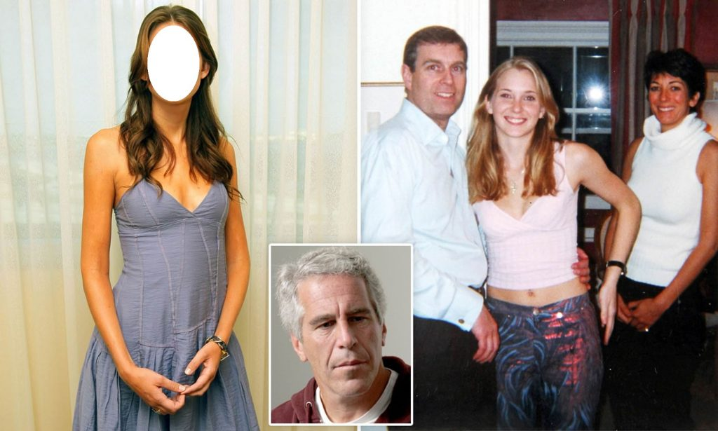 Unga svenska tjejer bland Epsteins sexslavar