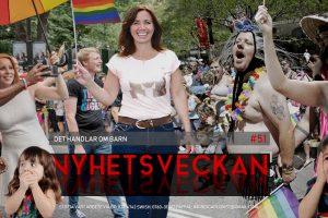 Nyhetsveckan #51 – Det handlar om barn, Greta martyr, Gillettes brakförlust, inget får vara svenskt