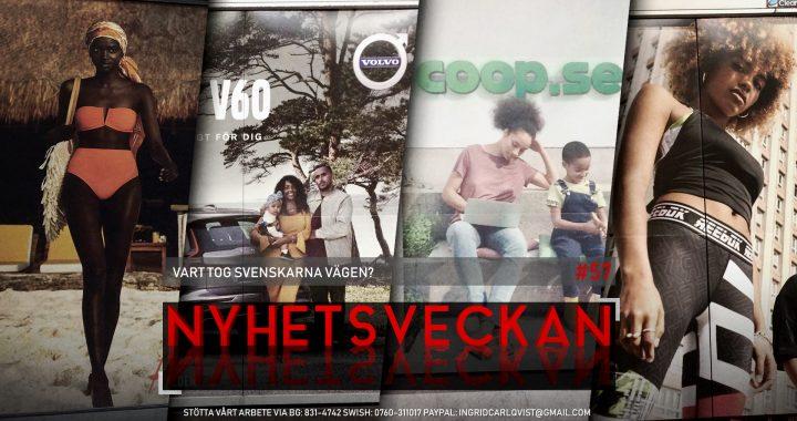 Nyhetsveckan #57 – Vart tog svenskarna vägen, Ann Lindes mamma, Tommy Robinson utsläppt