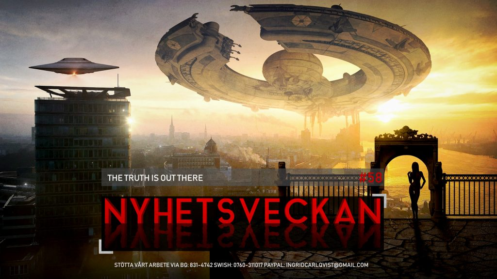Nyhetsveckan #58 – The Truth Is Out There, omskärelse, klimatbluffar, kappvändare