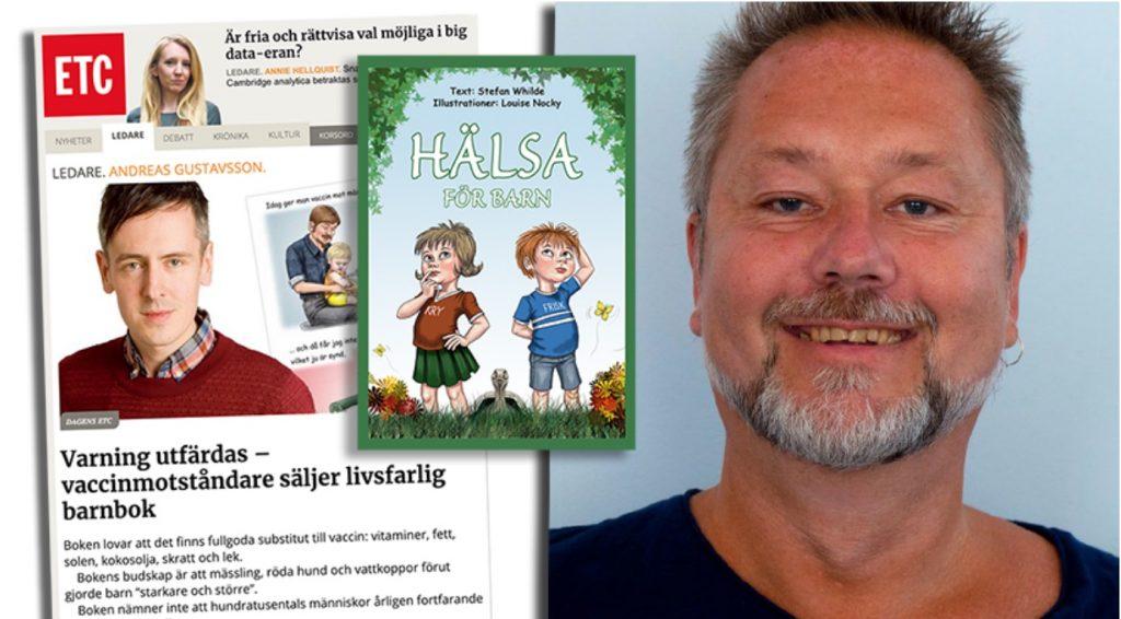 Drev mot vaccinkritisk bok misslyckades – blev försäljningssuccé