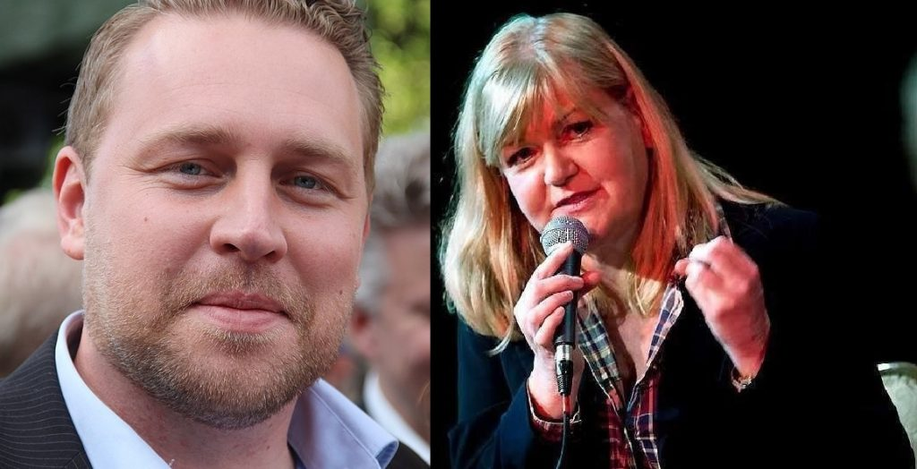 """Carlqvist polisanmäler SD-Karlsson för förtal – """"vidriga anklagelser"""""""