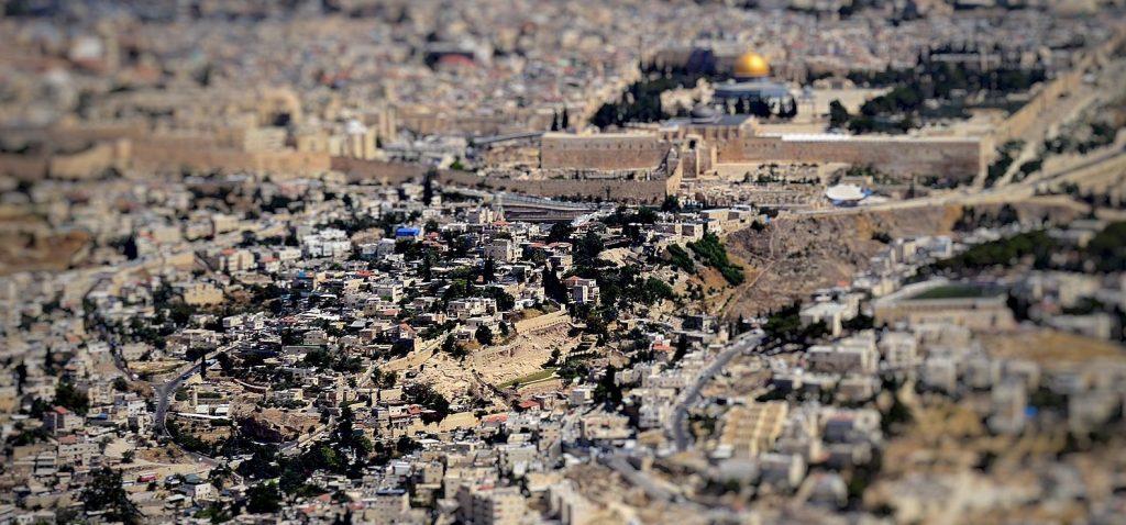 Ingrids magiska resa – del 3: Muslimernas bisarra krav på Jerusalem