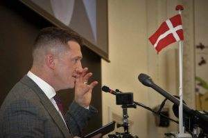 Denmark: The greatest weekend with Tommy Robinson