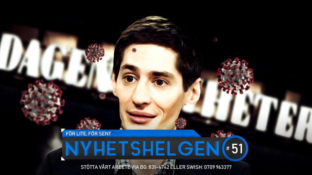 Nyhetshelgen #51 – För lite, för sent, Åkesson deporterad, håll gränsen