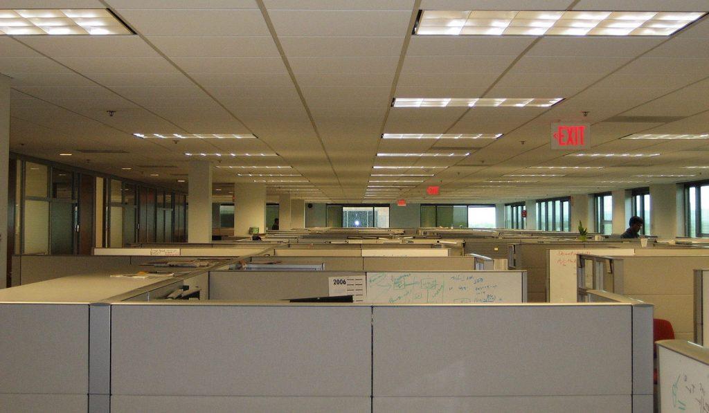 God ton med Gudmundur – del 60: Kontorslandskap är ett djävulens påfund