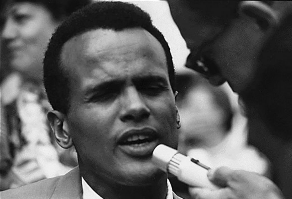 God ton med Gudmundur – del 68: Den underhållande kommunisten Harry Belafonte