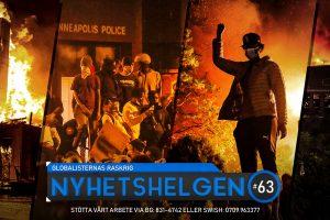 Nyhetshelgen #63 – Globalisternas raskrig, batikhäxesex, svenskt högmod