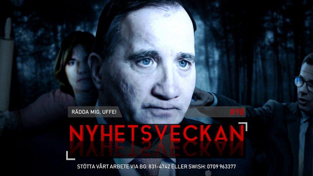 Nyhetsveckan #98 – Rädda mig, Uffe!, Bard attackerad, pariastaten Sverige