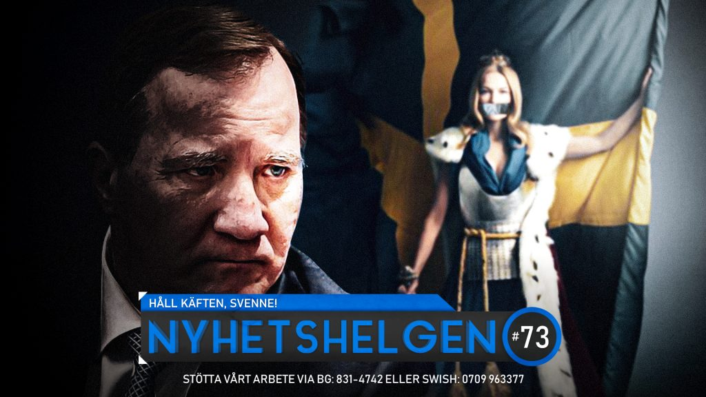 Nyhetshelgen #73 – Håll käften, Svenne!, Expo går bananas, lever JFK Jr?