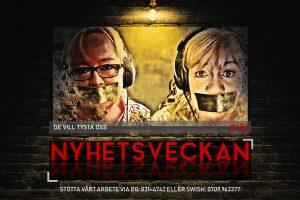 Nyhetsveckan #106 – De vill tysta oss, småflickor på Netflix, Rambergs brist på oxfilé