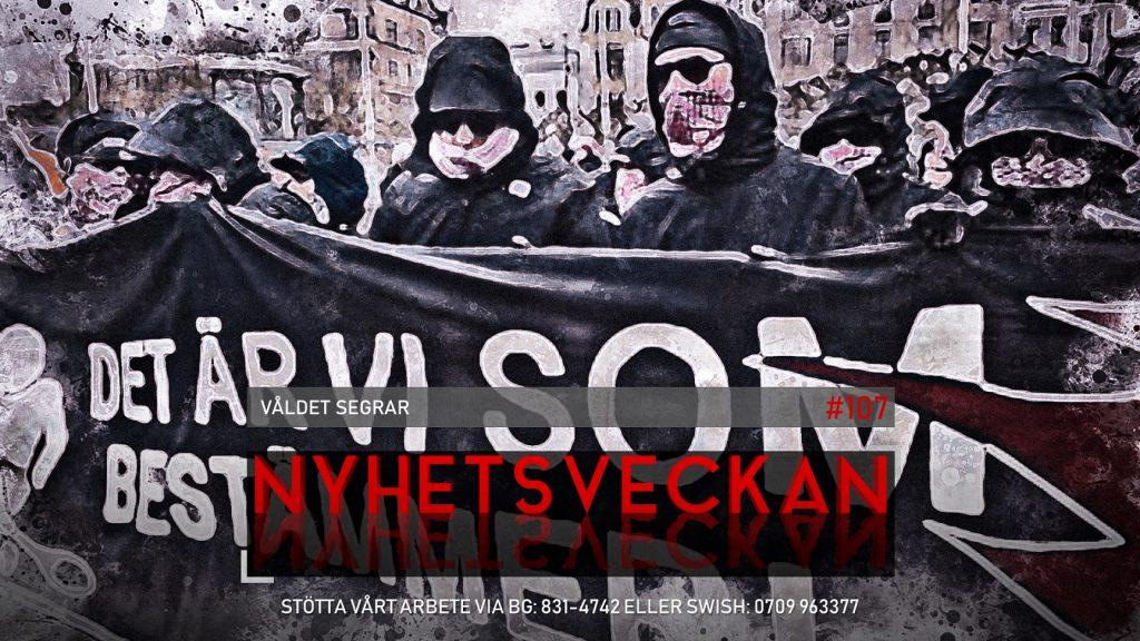 Nyhetsveckan #107 – Våldet segrar, hatet mot svenskar, failed state