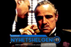 Nyhetshelgen #77 – Klanväldet, konservativa blocket, religionskrig