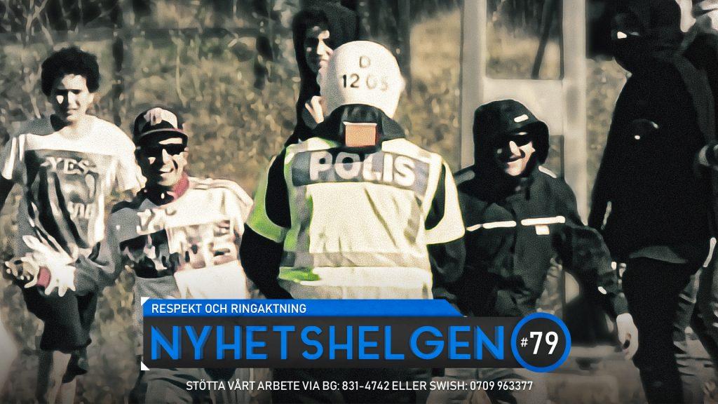 Nyhetshelgen #79 – Respekt och ringaktning, Finansministern: sup mer!, Damberg vs raggare