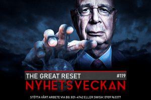 Nyhetsveckan #119 – The Great Reset, munskyddsjämlikhet, Macron v. islam