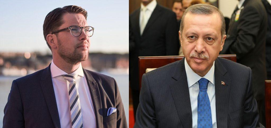 Debatt: SD frångår fullständigt en nationalistisk säkerhetspolitik