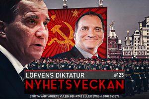 Nyhetsveckan #125 – Löfvens diktatur, vem dör av Covid, Trumps nya drag